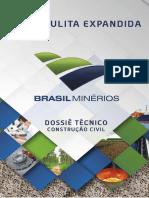 Dossiê Técnico Vermiculita 2014