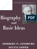Biography and Basic Ideas