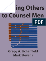 Training Others to Counsel Men