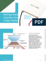 Celda Peltier Presentación