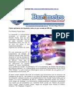 Por Rómulo Pardo Silva Faltan opiniones de izquierda sobre lo que sucede en EE