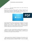 Manual Windows 8