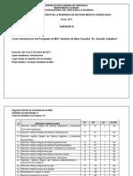 p1 2do Periodo Mgi Venezolano 2017 Variante b
