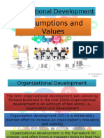 Organisational Development 2