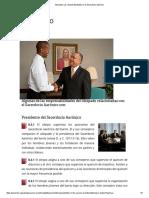 Obispado_ Las Responsabilidades en El Sacerdocio Aarónico