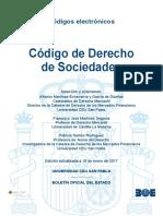 BOE-106 Codigo de Derecho de Sociedades-España