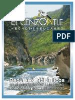 Revista El Cenzontle, Recursos Hidraulicos en el Estado de SLP.pdf