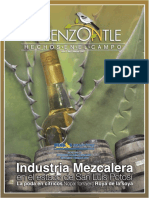 Revista El Cenzontle, Industria Mezcalera en el Estado de SLP.pdf