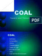 Non Renewable - Coal