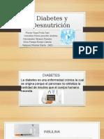 Diabetes y Desnutrición