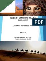 Arabic-Grammar Reference Book - Live Lingua