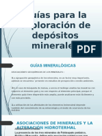 Diapositivas Guias Geologicas Expo
