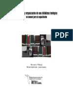 Manual Formación y Organización de Una Biblioteca