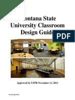 Msu Classroom Design