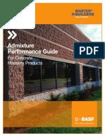 Masonry Performance Guide