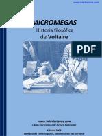 Micromegas de Voltaire
