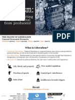 Death of Liberalism_CES_Group 2
