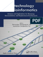 Biotechnology and Bioinformatics