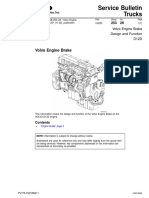 Volvo Engine Brake