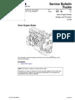 Volvo Engine Brake