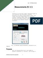 Lab 1 DC Measurements v4