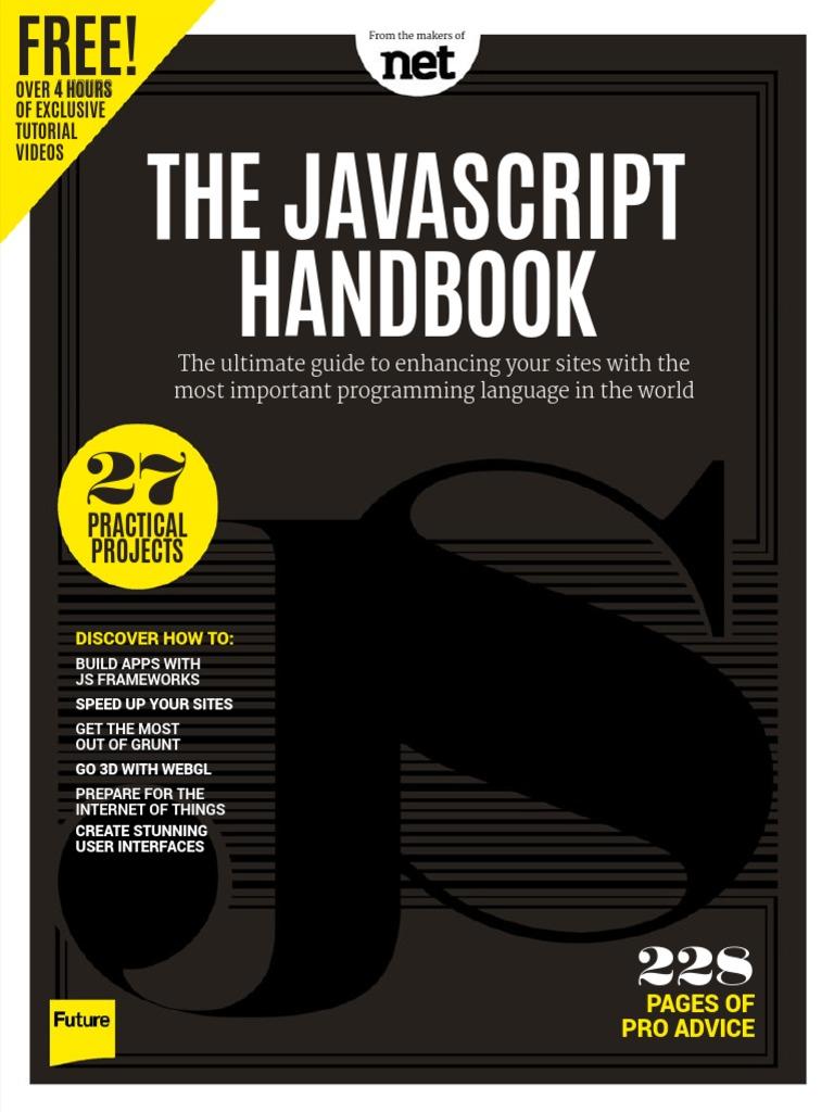 new product bc463 212ce The Javascript Handbook 2015.pdf   Java Script (651 views)