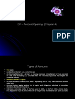 2. DP Functions - Account Opening 9.5.15