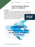 Big Data Workshop 103116