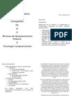 Agenda de Autoanálisis, Esquizonauta