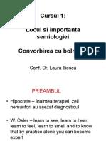 Semiologie