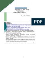 Controlul calitatii produselor alimentare