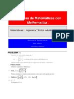 Examen Mathematica