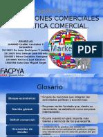Cap 2. Marco de Referencia y Política Del Comerico Internacional (1)