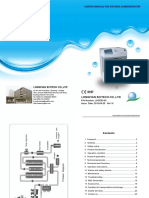 Concentrateur Oxygene User Manual 2015