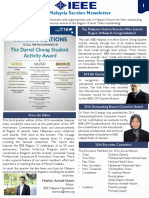 IEEEMY 2016Q3 Newsletter