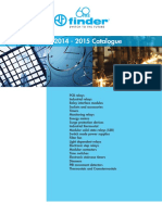 FINDER Catalogue 2014-15