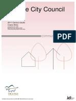 Community Profile-cowra Shire