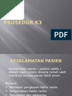 Pp Prosedur k3