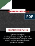 SEGMENTASI PASAR pertemuan $(1)