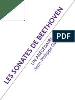 Les Sonates de Beethoven ABCEDAIRE
