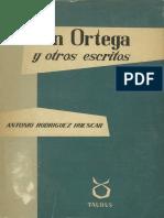Con Ortega y Otros Escritos (1)