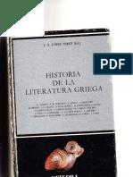 27. Historia de La Literatura Griega Ed.