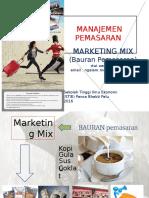 Pemasaran II