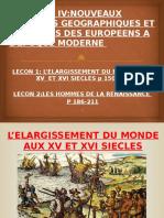 L'ELARGISSEMENT DU MONDE AUX XV ET XVI SIECLE.pptx