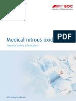 Nitrous Oxide Safety