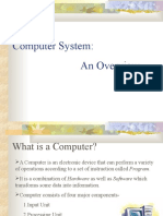 Computer System PPT