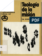Teologia De La Mision La Evangelizacion Afr Ll Cuadernos Para La Reflexion.pdf