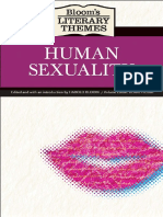 Harold Bloom, Blake Hobby-Human Sexuality (Bloom's Literary Themes) (2009)
