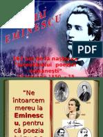 Mihai Eminescu prezentare 2017.ppt