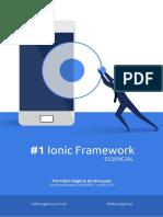 #1 Ionic Framework - Essencial
